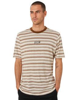 WHITE FLASH MENS CLOTHING VOLCOM TEES - A0141902WHF