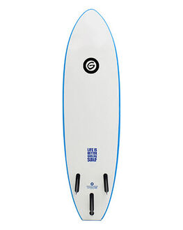 BLUE SURF SOFTBOARDS GNARALOO GSI PERFORMANCE - GN-SOFT-0606-BL