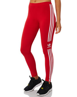 SCARLET RED WOMENS CLOTHING ADIDAS ACTIVEWEAR - ED7490SCAR