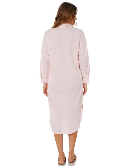 BABY PINK OUTLET WOMENS SNDYS DRESSES - SED342BPNK