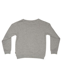 GREY MARLE KIDS BOYS RIP CURL JUMPERS + JACKETS - OFEQW10085