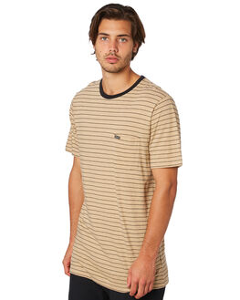 GRAVEL MENS CLOTHING VOLCOM TEES - A01118R0GRV
