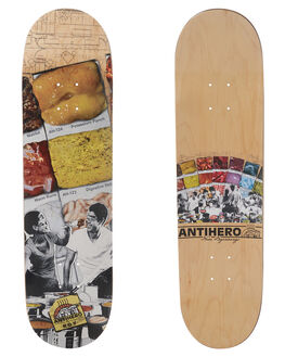MULTI SKATE DECKS ANTI HERO  - 002006318MULTI