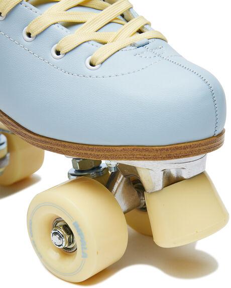 SKY BLUE YELLOW WOMENS FOOTWEAR IMPALA SNEAKERS - IMPROLLER1SBLUY