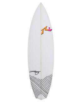 CLEAR BOARDSPORTS SURF RUSTY SURFBOARDS - RUTHENEILCLR