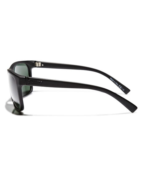 BLACK SATIN MENS ACCESSORIES VONZIPPER SUNGLASSES - SMSLOMBKS
