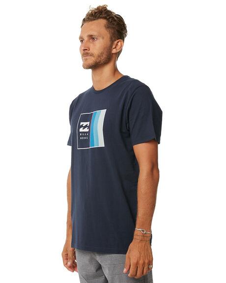 NAVY MENS CLOTHING BILLABONG TEES - 9572048NVY