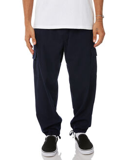 NAVY MENS CLOTHING POLAR SKATE CO. PANTS - PSC-CARGO-NVY
