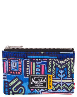 ABSTRACT GEO MENS ACCESSORIES HERSCHEL SUPPLY CO WALLETS - 10397-01991-OSABST