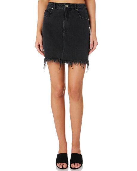 GRAPHITE WOMENS CLOTHING ABRAND SKIRTS - 71117814