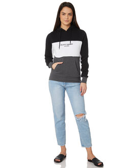 CHARCOAL WOMENS CLOTHING SILENT THEORY JUMPERS - 6022015CHAR