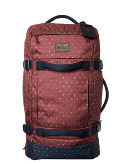 MANDANA PRINT MENS ACCESSORIES BURTON BAGS - 163001655