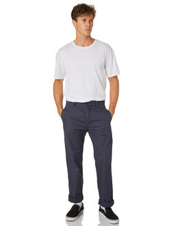 SMOKEY BLUE MENS CLOTHING NUDIE JEANS CO PANTS - 120137SMOBL