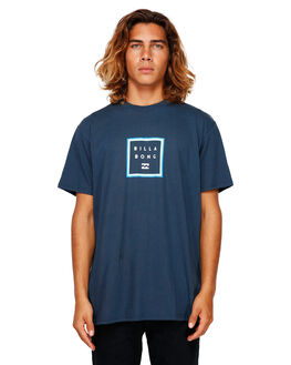NAVY MENS CLOTHING BILLABONG TEES - BB-9591030-NVY
