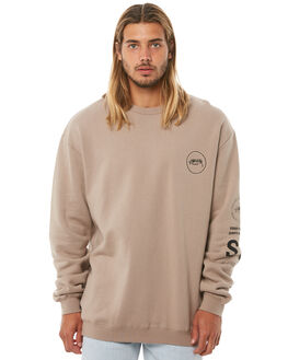 ATMOSPHERE MENS CLOTHING STUSSY JUMPERS - ST081203ATMS