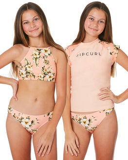 LIGHT PINK BOARDSPORTS SURF RIP CURL GIRLS - WLY9BJ1764