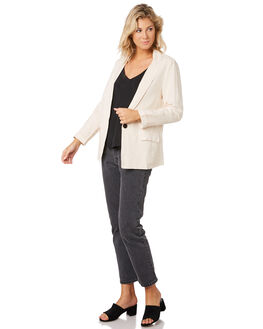 CREAM WOMENS CLOTHING ALL ABOUT EVE JACKETS - 6433026CRM