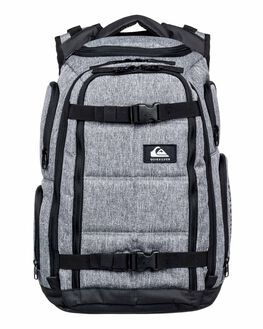 LIGHT GREY HEATHER MENS ACCESSORIES QUIKSILVER BAGS + BACKPACKS - EQYBP03572-SGRH