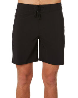 BLACK MENS CLOTHING SWELL BOARDSHORTS - S5202232BLACK