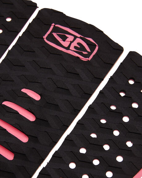 PINK BOARDSPORTS SURF OCEAN AND EARTH TAILPADS - TP11PNK