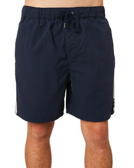 NEW NAVY MENS CLOTHING RVCA SHORTS - R182408NNVY