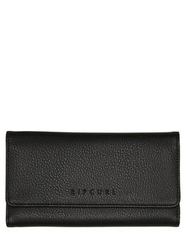 BLACK WOMENS ACCESSORIES RIP CURL PURSES + WALLETS - LWUIC10090