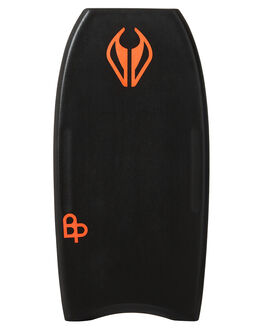 BLACK FLURO RED BOARDSPORTS SURF NMD BODYBOARDS BOARDS - N19CON42BLBLKFR
