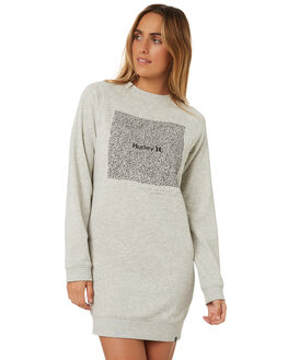 GREY OUTLET WOMENS HURLEY DRESSES - AGDSFDY05A
