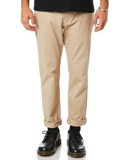 OXFORD TAN MENS CLOTHING THRILLS PANTS - TW20-401COTAN
