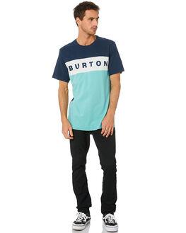 DRESS BLUE MENS CLOTHING BURTON TEES - 21763100400