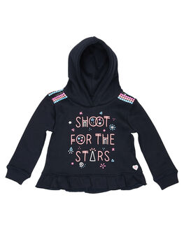 NAVY KIDS GIRLS EVES SISTER JUMPERS + JACKETS - 8034022NAVY