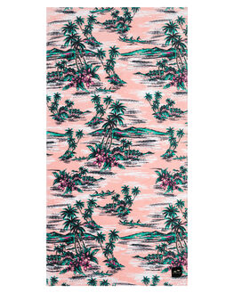 PINK MENS ACCESSORIES SLOWTIDE TOWELS - ST304PINK