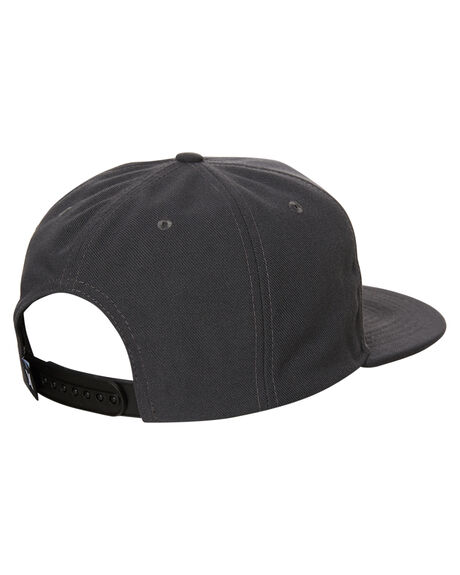 ANTHRACITE MENS ACCESSORIES HURLEY HEADWEAR - 892031060