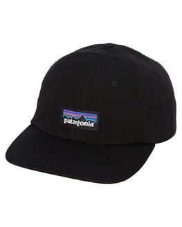 BLACK MENS ACCESSORIES PATAGONIA HEADWEAR - 38207BLK