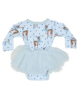 MULTI KIDS BABY ROCK YOUR BABY CLOTHING - BGD2098-DHMULTI