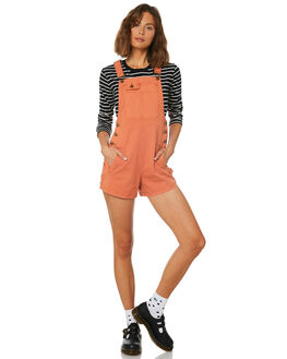AUTUMN WOMENS CLOTHING AFENDS PLAYSUITS + OVERALLS - W191882AUT
