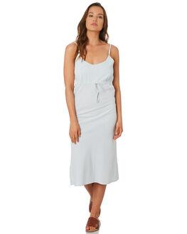 POWDER BLUE WOMENS CLOTHING ZULU AND ZEPHYR DRESSES - ZZ2783BLUE