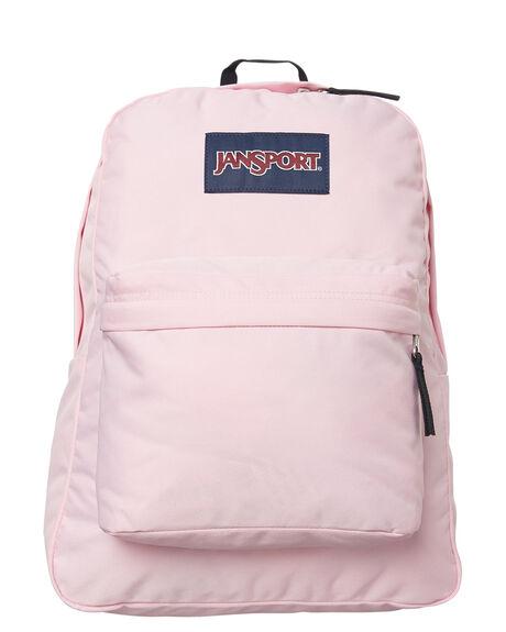 PINK MIST WOMENS ACCESSORIES JANSPORT BAGS + BACKPACKS - JST501JS3B7