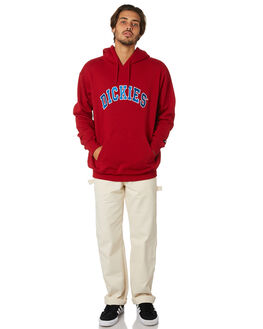 ENGLISH RED MENS CLOTHING DICKIES JUMPERS - K1190502ER