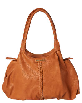 TAN WOMENS ACCESSORIES BILLABONG BAGS + BACKPACKS - 6681113TAN