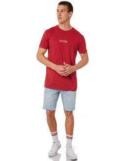 CARMINE MENS CLOTHING RUSTY TEES - TTM2081CMN