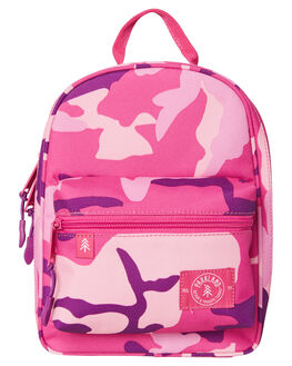 CAMO PINK KIDS GIRLS PARKLAND OTHER - 20009-00267CAMO