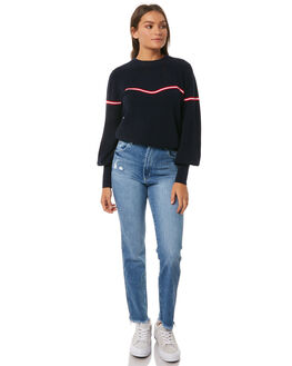 NAVY WOMENS CLOTHING THE FIFTH LABEL KNITS + CARDIGANS - 40180356NAVY