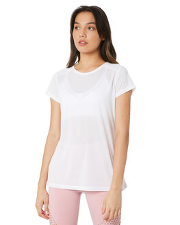 WHITE WOMENS CLOTHING LORNA JANE ACTIVEWEAR - WS1019213WHT