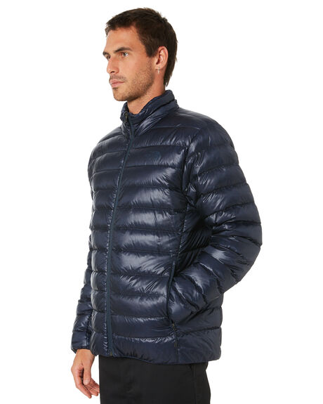 URBAN NAVY MENS CLOTHING THE NORTH FACE JACKETS - NF0A3Y54H2G