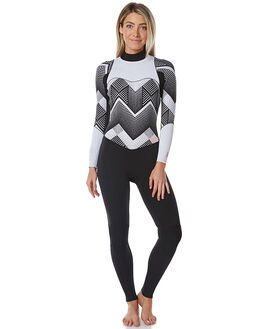 TRUE BLACK SURF WETSUITS ROXY STEAMERS - ERJW103015KVJ0