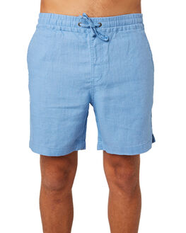 CHAMBRAY MENS CLOTHING ACADEMY BRAND SHORTS - 19S609CHAM
