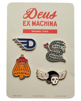 MIXED MENS ACCESSORIES DEUS EX MACHINA OTHER - DMF87389BMIX