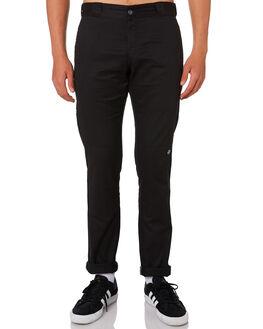 BLACK MENS CLOTHING DICKIES PANTS - WP811BLK