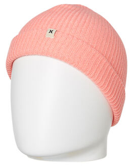 STORM PINK WOMENS ACCESSORIES HURLEY HEADWEAR - GHAOAOBG603